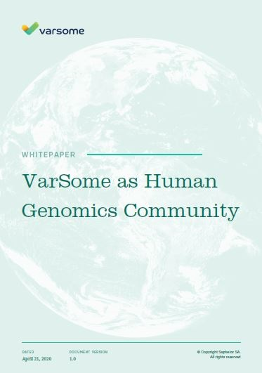 VarSome's Human Genomics Community