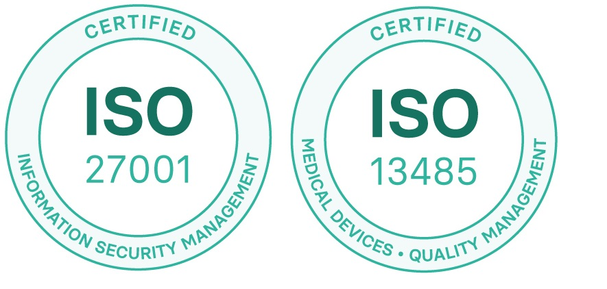 ISO 13485 / ISO 27001